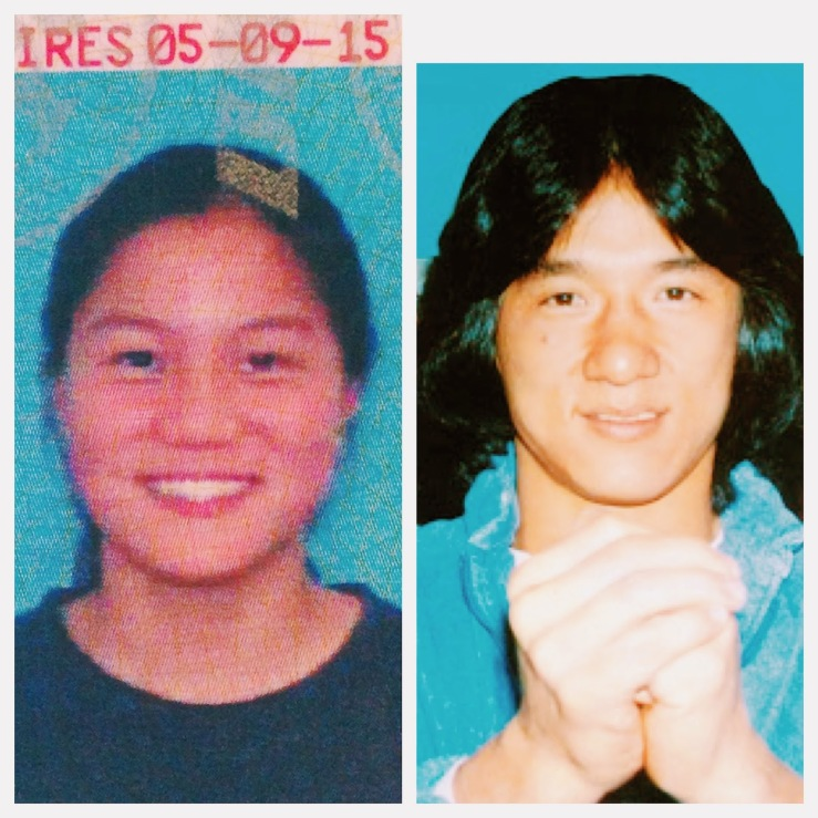 Young Jackie Chan, Young Betty. Lots in common