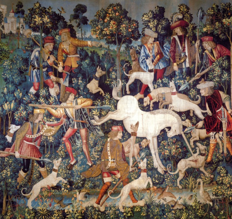 The_Hunt_of_the_Unicorn_Tapestry_5