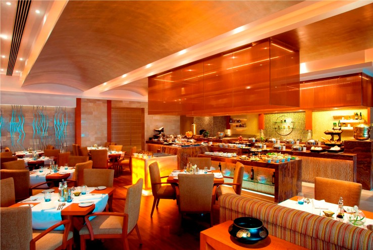 Valentine's Day Buffet at Anise Taj Coromandel in Chennai