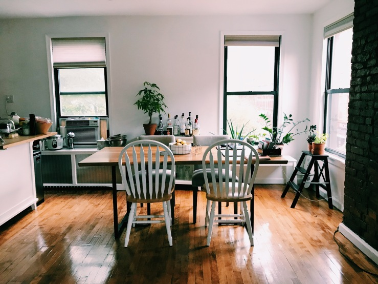 A Cozy 1-BR Hell's Kitchen Apartment